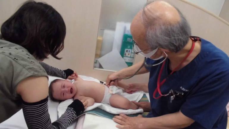 生後10ヶ月 乳児検診